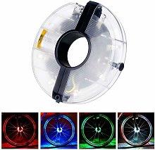 Bicycle Wheel LED Lignts Waterproof Bicycle Wheel