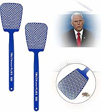 Biden Harris Pence Fly Swatter, Truth Over Flies