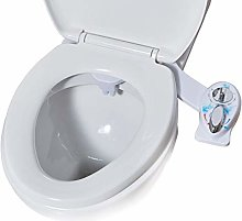 Hygiene Bidet Toilet Seat Attachment Spray Water Washing Self-cleaning Nozzle UK
