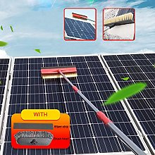 Bidetu Cleaning Photovoltaic and Solar Panels,