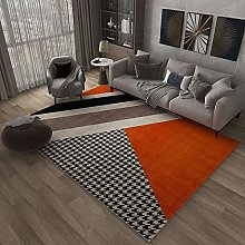 Big Area Floor Rug Home Accessories Black