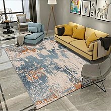 Big Area Floor Rug Non Slip Area Rug for Living