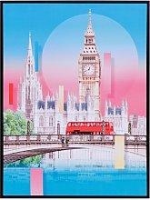 Big Ben London Canvas Print Wall Art