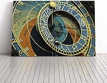 Big Box Art Canvas Print Wall Art Astronomical