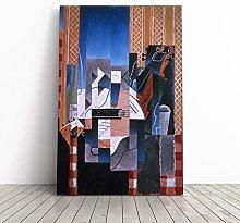Big Box Art Canvas Print Wall Art Juan Gris Still