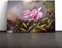 Big Box Art Canvas Print Wall Art Martin Johnson