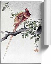 Big Box Art Copper Pheasant by Ohara Koson, Wall
