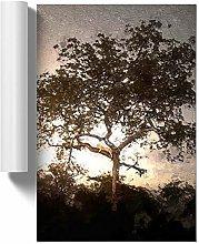 Big Box Art Leopard Siesta, Wall Art Poster Print,