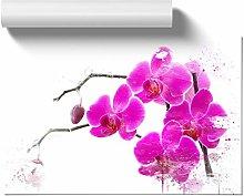 Big Box Art Poster Print Wall Art Flower Pink