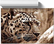 Big Box Art Poster Print Wall Art Leopard 2 | Home