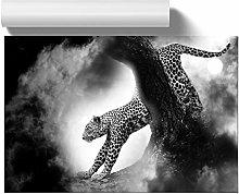 Big Box Art Poster Print Wall Art Leopard | Home