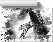 Big Box Art Poster Print Wall Art Leopard V3 |