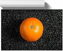 Big Box Art Poster Print Wall Art Orange Fruit |