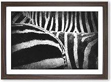 Big Box Art The Stripes of The Zebra Painting