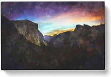 Big Box Art Views of Yosemite Valley Painting