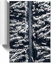 Big Box Art Zebra Stripes in Iceland, Wall Art