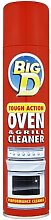 Big D Tough Action Oven & Grill Cleaner 6x300ml