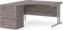 Big Deals Maestro 25 left hand ergonomic desk with
