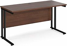 Big Deals Maestro 25 straight desk 600mm deep -