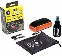 Big Fudge #1 Record Cleaner Kit - Complete 4-in-1