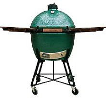 Big Green Egg Extra Large Nest BBQ with Wood