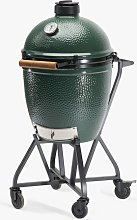 Big Green Egg Large Egg BBQ with IntEGGrated Nest