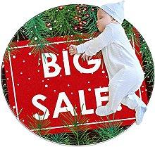 Big Sale Christmas Pattern Soft Bedroom Rugs