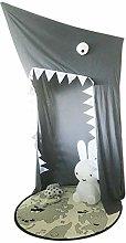Big Shark Shape Playhouse Tent For Kids, Cotton