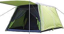 Big Tent 5-8 Man Tent Camping Tent, Tunnel Tent