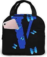 Big V Portable Lunch Bag Insulated Cooler Reusable