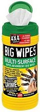 Big Wipes 2440 0000 4x4 Multi-Surface Cleaning