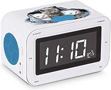 BigBen cats2–Radio Alarm Clock
