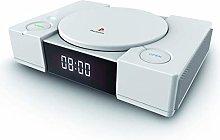 Bigben Interactive PS1AC Digital Alarm Clock,