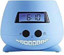 BigBen Interactive Teddy Alarm Clock with Ceiling