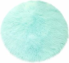 BIGBOBA Round Soft Area Rugs Living Room Carpets