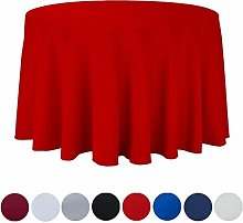 Bigood Party Home Round Tables Table Runner