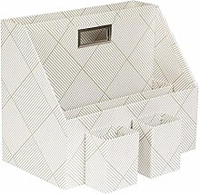 Bigso Desk Organiser 3 Compartments Paper Laminate