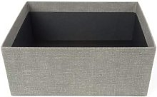 Bigso Hera Tapered Canvas Paper Laminate Storage
