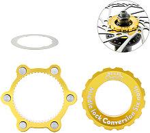 Bike 6-Bolt Rotor Adapter Bicycle 6 Hole Hub Brake