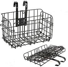 Bike Basket Wire Lift-Off Front Basket -