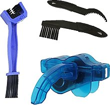 Bike Chain Cleaner Tool Kit 4 Pieces,Scrubber Gear