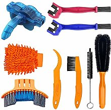 Bike Cleaner Tool Kit 8 Pack- Bicycle Chain