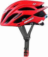 Bike Helmet Riding Lightweight Breathable Safety