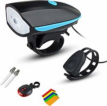 Bike Lights USB Rechargeable Front Bicycle Light