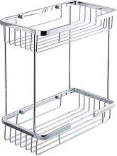 Bilboa Double Wire Soap Basket Belfry Bathroom