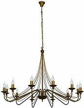 Bilbrey 12-Light Candle Style Chandelier Rosalind
