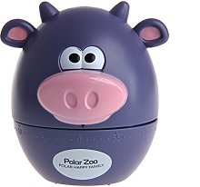 BIlinli Bear Cow Timer Mechanical Wind Up 60