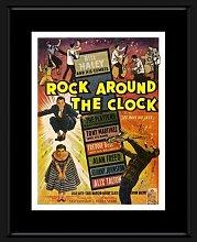 Bill Haley - Rock Around The Clock Framed Mini