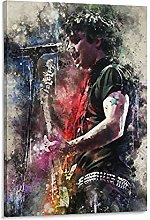 Billie Joe Armstrong The Lead Singer of Rock Music