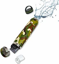 Bindle Bottle 20oz Slim Green Camo | Stainless